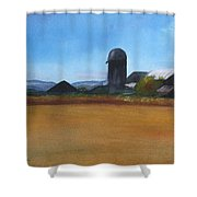 Barton Farm Shower Curtain