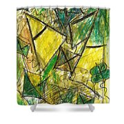 Basant - Series Shower Curtain