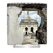 Basilica Catedral De La Asuncion 1747 Leon Nicaragua 003 Shower Curtain