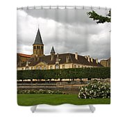 Basilica Of Paray-le-monial Shower Curtain