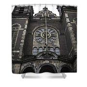 Basilica Of St Nicholas II Amsterdam Shower Curtain