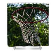 Basket - Featured 3 Shower Curtain