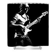 Bassist Shower Curtain