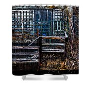 Bates Mill No 5 Shower Curtain