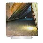 Bath Cave Shower Curtain
