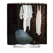 Bath Day Shower Curtain