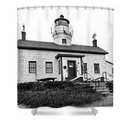 Battery Point Shower Curtain