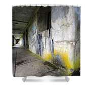 Battery Russell Oregon 1 Shower Curtain
