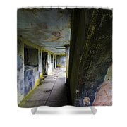 Battery Russell Oregon 6 Shower Curtain