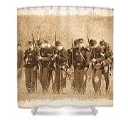 Battle Ready Shower Curtain
