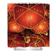 Baubles 2 Shower Curtain
