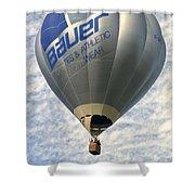 Bauer Ballon Shower Curtain