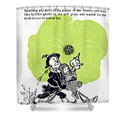 Baum: The Wizard Of Oz Shower Curtain