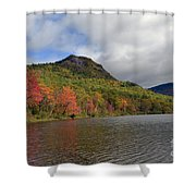 Baxter State Park 3932 Shower Curtain