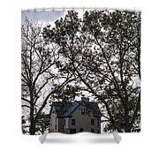 Bay Front Shower Curtain