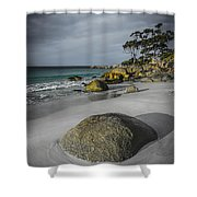 Bay Of Fires 2 Shower Curtain