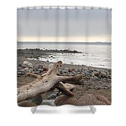 Bay Of Fundy Shower Curtain