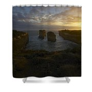 Bay Of Islands #5 Shower Curtain