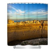 Bay Of Islands #8 Shower Curtain