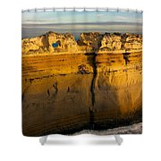 Bay Of Islands #9 Shower Curtain