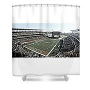 Baylor Gameday No 4 Shower Curtain