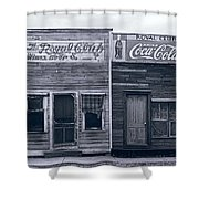 Bayou Beer Hall  1929 Shower Curtain