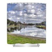 Bayou St. John Shower Curtain