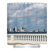 Bayshore Shower Curtain
