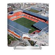 Bbva Compass Stadium In Houston Shower Curtain