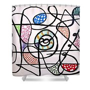 Be Gentle Shower Curtain