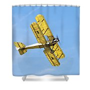 Be2c Shower Curtain