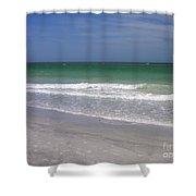 Beach 1 Shower Curtain