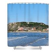 Beach 2 Shower Curtain