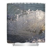 Beach Breaker Shower Curtain