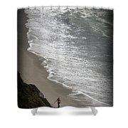 Beach Comber Shower Curtain