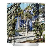 Beach Community Shower Curtain