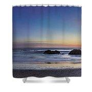 Beach Oasis Shower Curtain