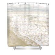 Beach Serenity Shower Curtain