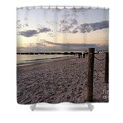 Beachscape Shower Curtain