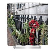 Beacon Hill Fencing Shower Curtain