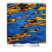 Beagles At Play Shower Curtain