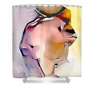 Bear 597-11-13 Marucii Shower Curtain