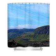 Bearreraig Bay In Scotland Shower Curtain