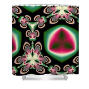 Beasts Empire Shower Curtain