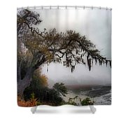Beaufort Back Water Shower Curtain