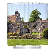 Beaulieu Abbey Shower Curtain