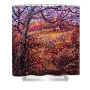 Beautiful Autumn Shower Curtain