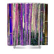 Beautiful Bamboo Shower Curtain