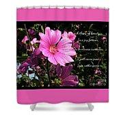 Beautiful Blossom 2 Shower Curtain