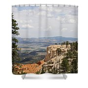 Beautiful Bryce Canyon Shower Curtain